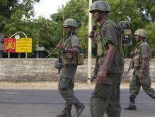 Гражданская война на Шри-Ланке: убиты более 150 человек