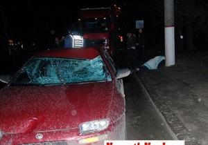 новости Николаева - В Николаеве начальник райотдела ГАИ сбил насмерть мужчину на пешеходном переходе