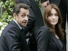 Вышла книга о романе Карлы Бруни и Николя Саркози