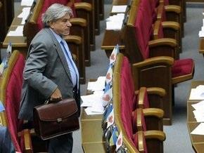 Верховная Рада не приняла бюджет