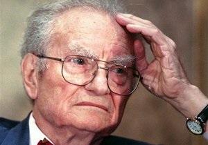 Скончался нобелевский лауреат по экономике Пол Самуэльсон