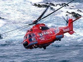 В результате крушения вертолета у берегов Шотландии погибли все 16 человек