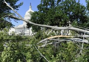 Жертвами урагана в США стали девять человек