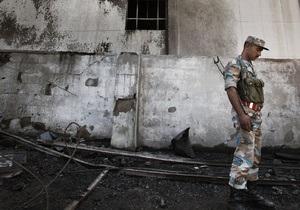 В Сирии взорвали правительственный склад боеприпасов, погибли 40 человек