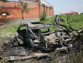 Следствие: Президента Ингушетии подорвал смертник