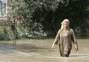 Украине грозит самое сильное за последние 10 лет наводнение - экологи