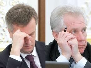 Ющенко отказался слушать отчет Медведько и Наливайченко