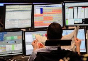 Индекс Украинской биржи остается возле уровней открытия
