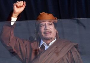 Обеспечивавшая безопасность Каддафи бригада сдалась в плен повстанцам