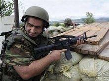 Южная Осетия объявила о новом обстреле