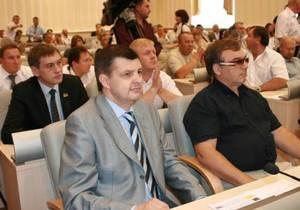 Днепропетровский облсовет увеличил депутатский корпус на 40%