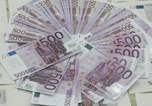 ЕЦБ скупил долговых бумаг стран еврозоны более чем на 200 млрд евро