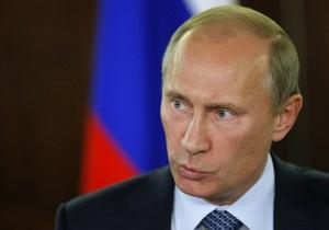 Путин: Единая Россия останется ведущей силой в стране