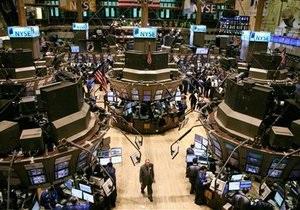 Рынки США продолжили снижение из-за проблем в Европе