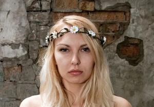 В милиции рассказали о задержании активисток FEMEN