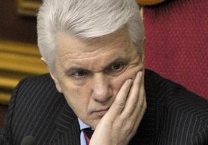 Литвин назвал неожиданностью голосование его соратников за языковой закон