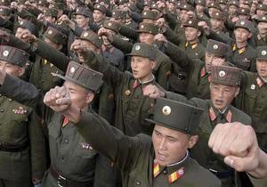 Северную Корею подозревают в намерении запустить баллистическую ракету