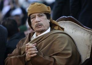 Повстанцы заявили о гибели одного из сыновей Каддафи во время удара НАТО
