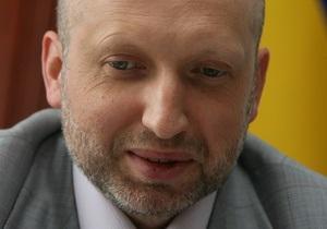 Турчинов: Увеличилось число людей, которые намерены стать членами партии Батьківщина