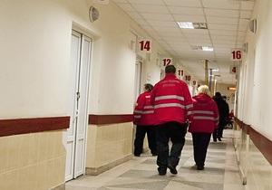 Во Львове шесть человек госпитализированы из-за отравления хлором