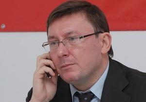 Луценко не боится угроз регионалов: Я никогда не совершал преступлений