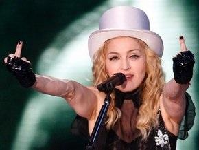 Мадонна отменила концерт в Словении