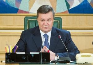 Янукович заявил, что никогда не давал пустых обещаний