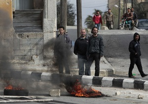 Сегодня в результате акций протеста в Сирии погибли 10 человек