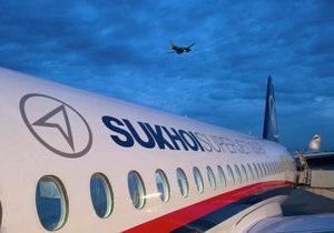 Поставка 30 самолетов Sukhoi SuperJet-100 в Индонезию сорвалась из-за банкротства заказчика