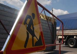 В Киеве 29-30 октября ограничат движение транспорта на проспекте Бажана