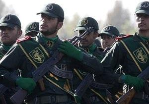 Иран объявил об аресте лидера суннитских террористов, связанных с США