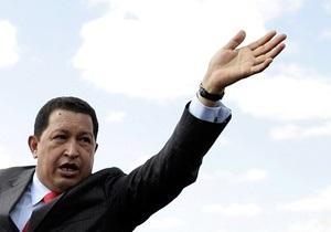 Уго Чавес продлил пасхальные каникулы для экономии электроэнергии