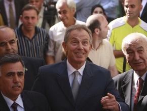 Палестинец обозвал Тони Блэра террористом