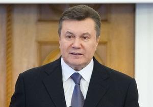Янукович пообещал помочь человеку, который ни за что отсидел восемь лет
