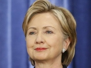 Клинтон посетила будущее место работы и поужинала с Райс