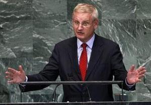 Россия использует экономический шантаж, чтобы заставить Украину изменить политический курс - глава МИД Швеции
