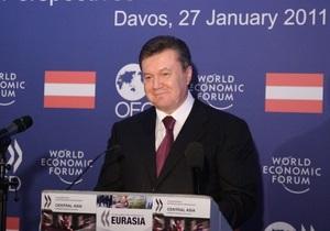 Янукович: Украинской демократии мешает постсоветский менталитет