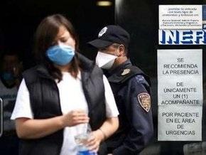 В Мехико из-за свиного гриппа прекращена работа кафе и ресторанов