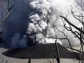 Миллионы лет назад вулканы уничтожили две трети всего живого на Земле