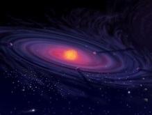 В поясе Койпера обнаружены загадочные небесные тела