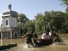 Уровень воды в Днестре в Одесской области приближается к максимуму