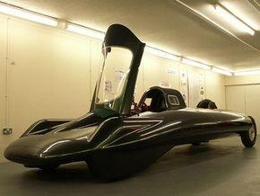 Британцы побили столетний мировой рекорд скорости парового автомобиля