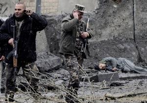 Восемь талибов взорвали себя в полицейском участке в Афганистане