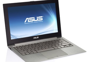 Полный дзен. Обзор ноутбука Asus Zenbook UX21