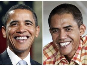 Индонезийский фотограф зарабатывает как двойник Обамы