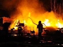 Пожары поезда близ Гори и боеприпасов в Цхинвали ликвидированы