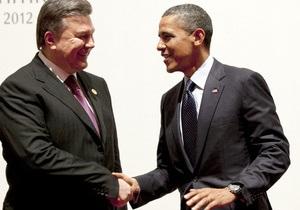 Газета выяснила цель визита Януковича в США