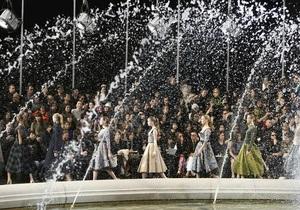 В Париже прошло главное событие мира моды