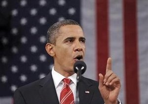 В 2011 году Обама намерен потратить на свою деятельность рекордные $3,8 трлн