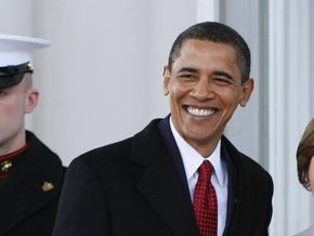 Барак Обама стал 44-м президентом США